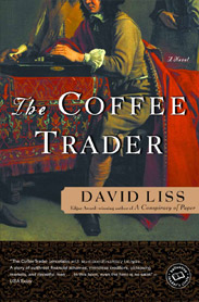 The Coffee Trader -- book cover