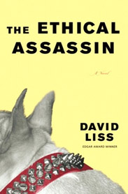 The Ethical Assassin -- book cover