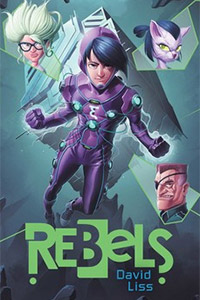 Rebels -- book cover
