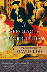 A Spectacle of Corruption -- book cover