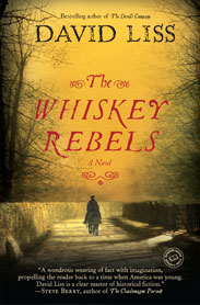 The Whiskey Rebels -- book cover