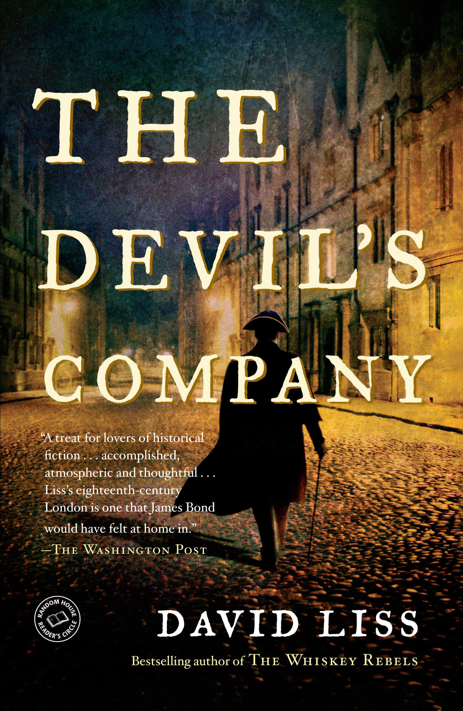 The Devil's Company -- book cover