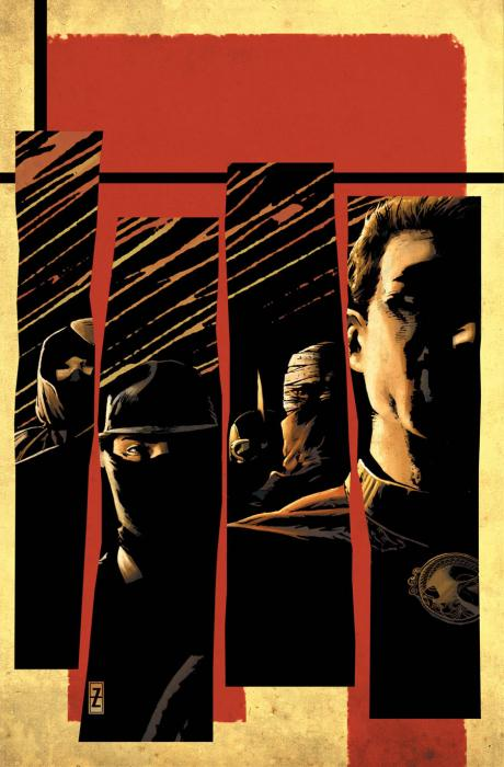 Mystery Men #1