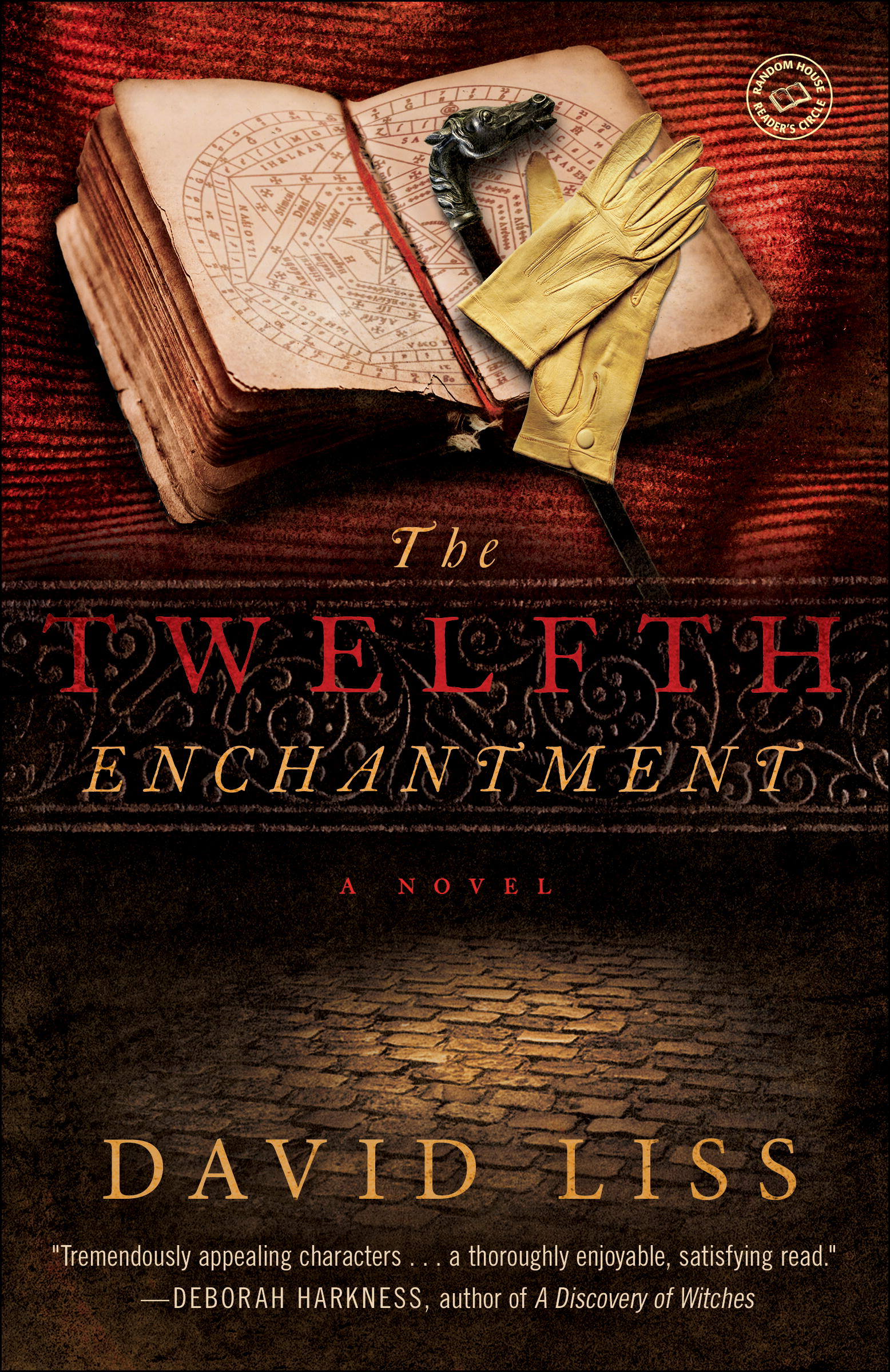 The Twelfth Enchantment-- book cover
