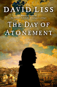The Day of Atonement-- book cover