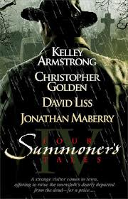 Four Summoner's Tales-- book cover