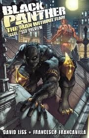 Black Panther: The Man Without Fear trade paperback vol. 1