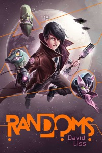 Randoms -- book cover